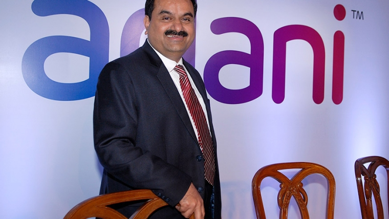 Adani wins world's largest solar project; to invest Rs 45,000 crore.