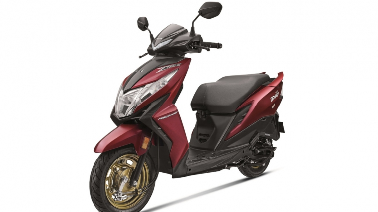 HMSI drives in BS-VI agreeable Dio at Rs 59,990