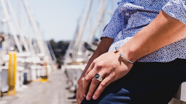 Most recent Trends in Men's Jewelry