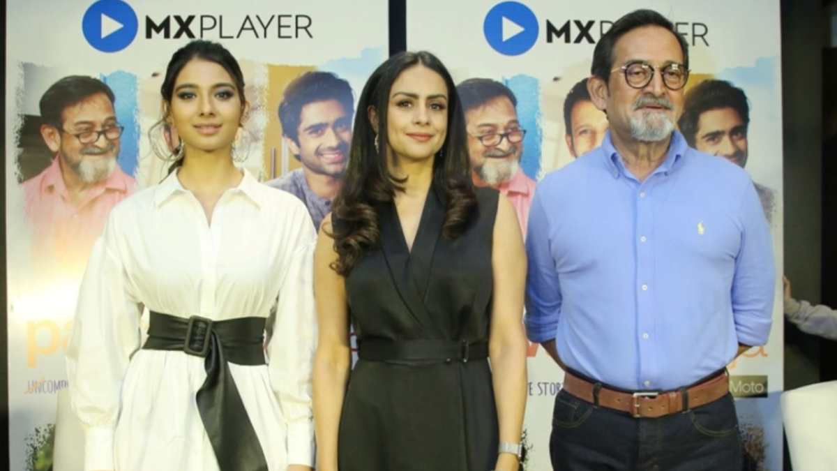 Mahesh Manjrekar draws motivation from his own life for MX Player's 'Pawan and Pooja'