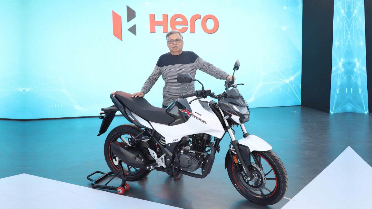 Open to cooperating Harley: Pawan Munjal, Chairman, Hero MotoCorp