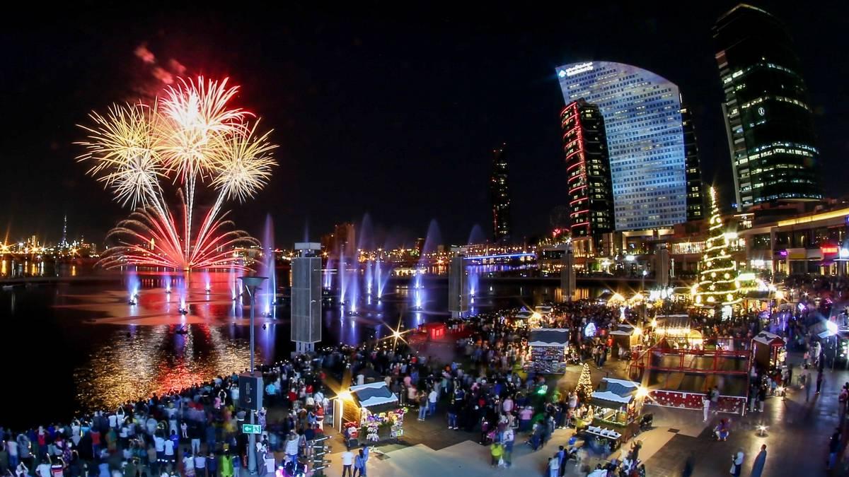 Shop till you drop at 25th Dubai Shopping Festival