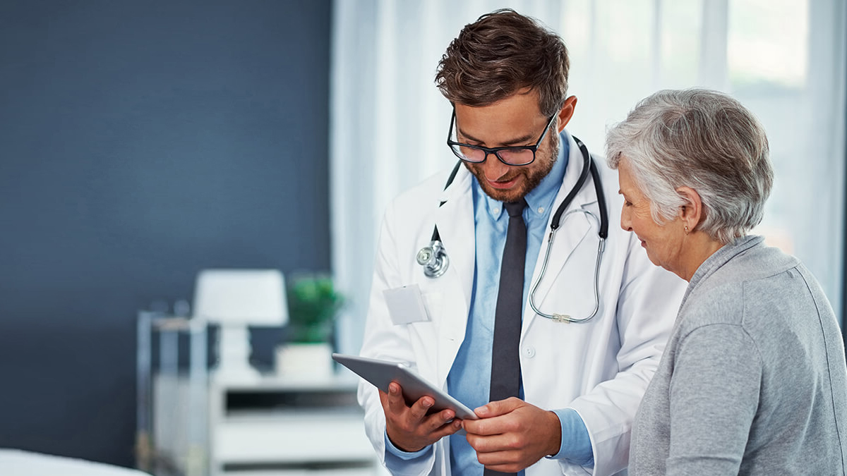 Why engaging patients in the medicinal services segment is significant?
