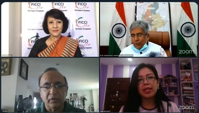India & Myanmar Explore Collaboration Opportunities in Women Entrepreneurship and Sustainable Livelihoods