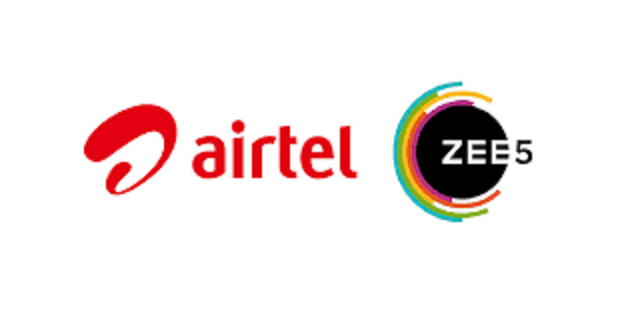 Airtel launches NEW Prepaid Packs with Premium Content from ZEE5