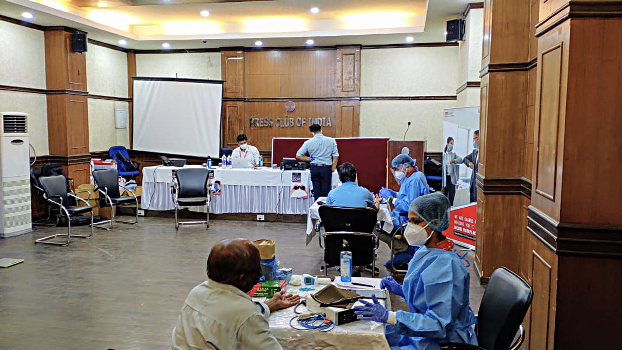 Tech Mahindra Launches 'Mhealthy' Solution for Workforce and Community Safety against COVID-19