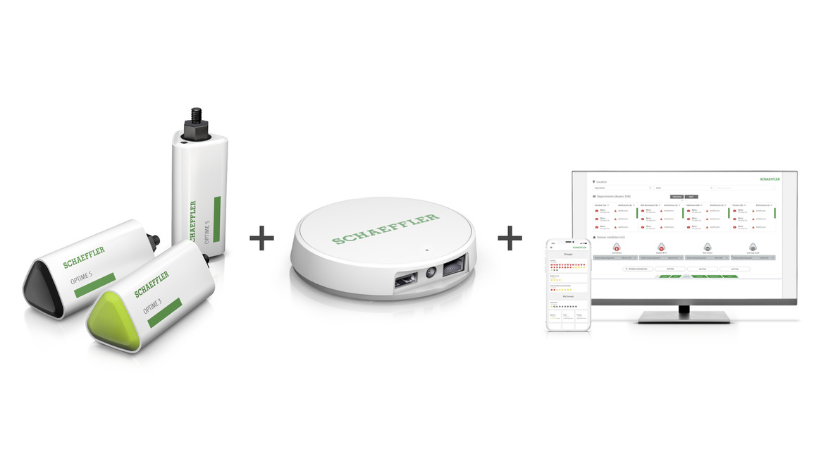 Schaeffler India launches 'OPTIME' making condition monitoring cost-effective for all plant assets