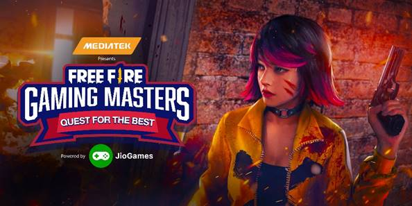 JIO AND MEDIATEK TO BEGIN 2021 WITH THE BIGGEST ONLINE-GAMING TOURNAMENT ON JIO GAMES PLATFORM – GAMING MASTERS