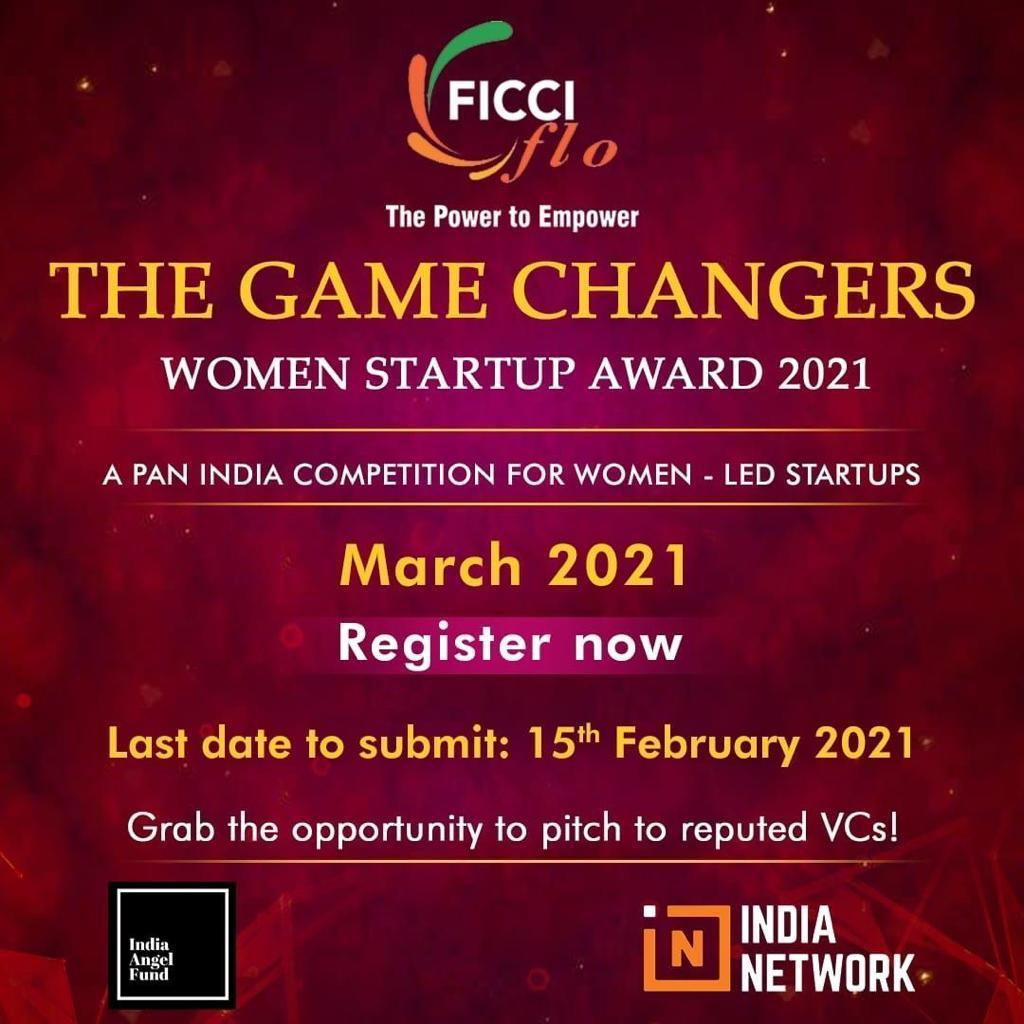FICCI-FLO announces 'Game Changers' Award