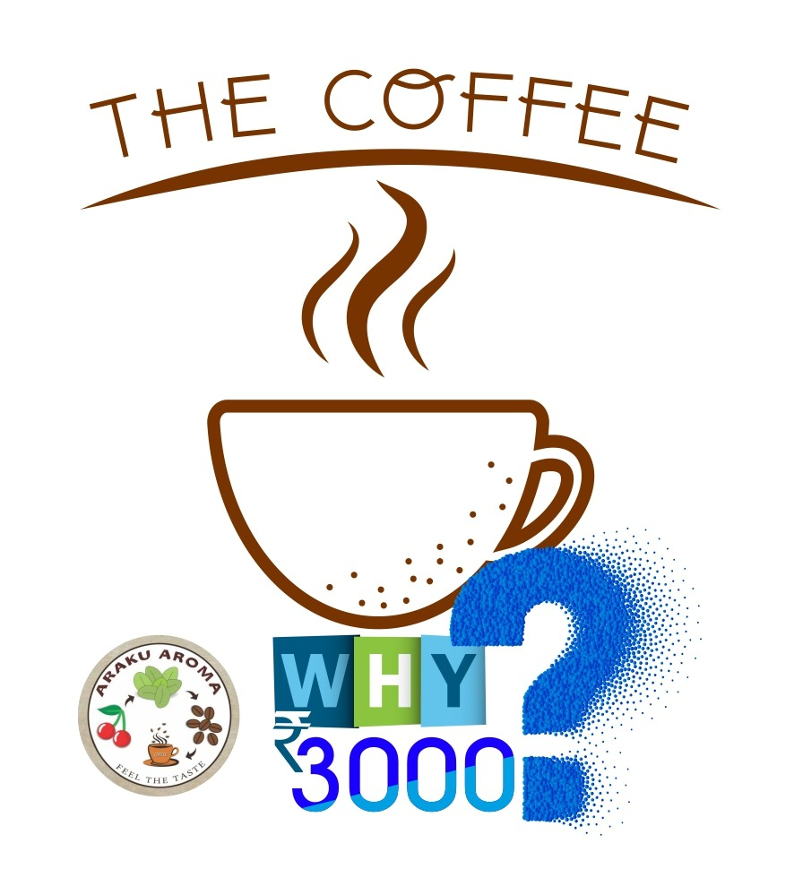 Araku Aroma to be launch Palatable  Costliest Coffee celebrity sip