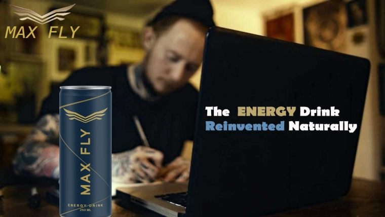 Why Max Fly is the best energy drink?