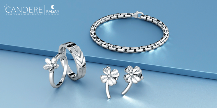 With the largest platinum jewellery catalogue, Candere offers more than just jewellery to its buyers.