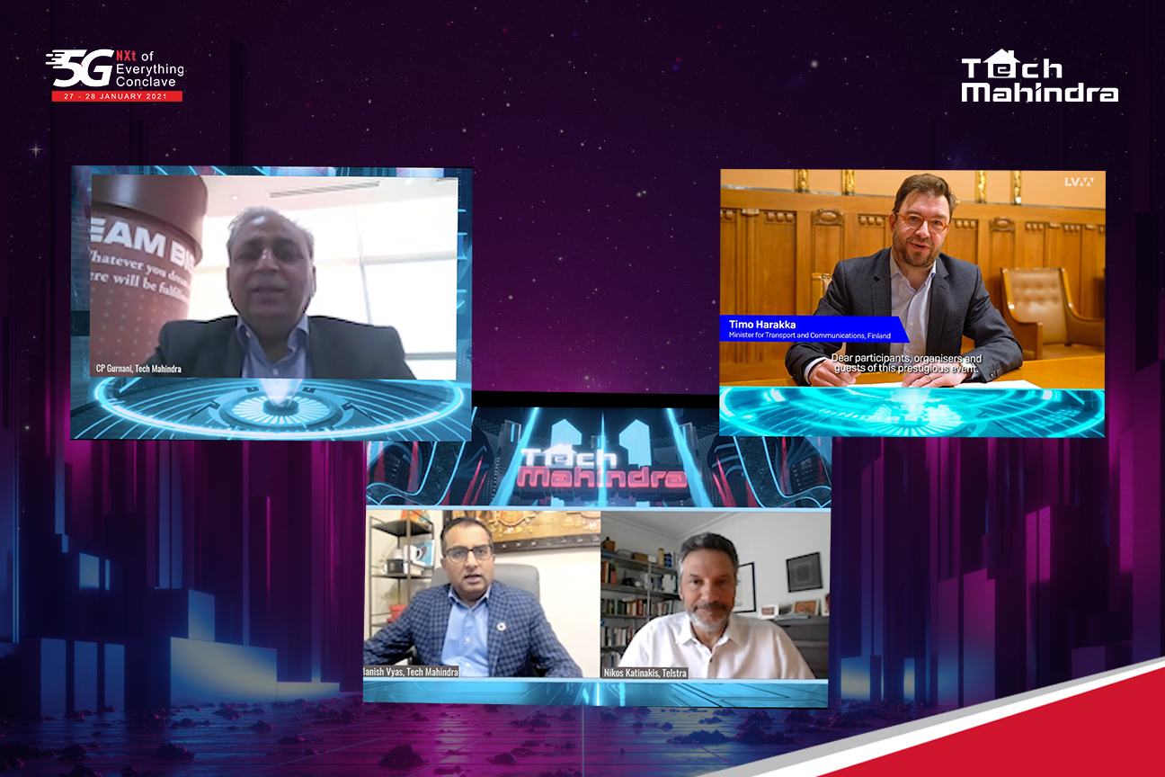 Tech Mahindra Announces the Launch of 5G – 'NXt of Everything' Conclave and Digital Experience Zone