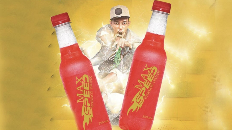 Why Max Speed is the best energy drink?