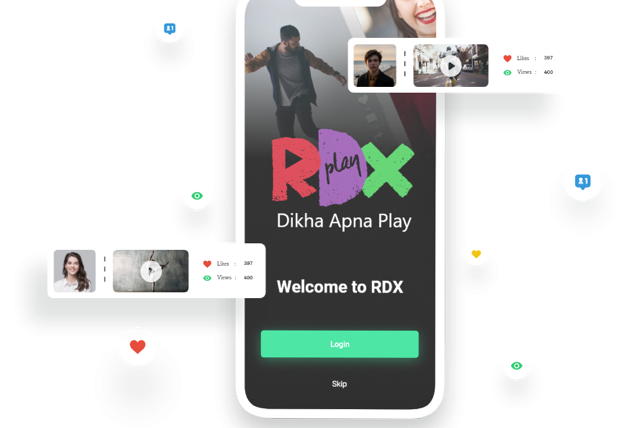 Rhiti Group partners with Kanodia Group to Launch 'RDX Play' – A Short Video Creation Platform for Promoting Real Talent